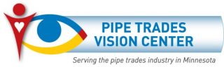 Pipe Trades Vision Center logo OL color
